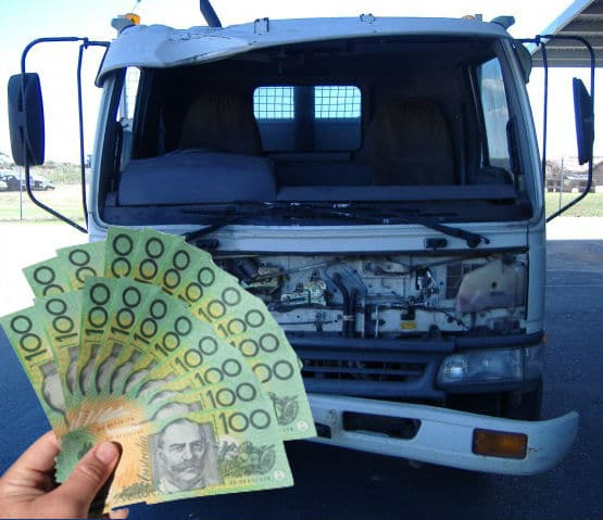 Sell Old Truck For Cash